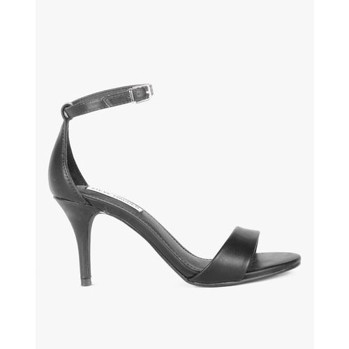 STEVE MADDEN Heeled Sandals with Ankle Strap