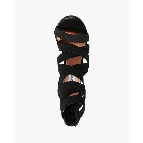 STEVE MADDEN Gladiator Stilettos with Zip Fastening