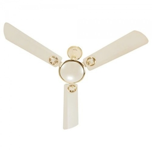 Polycab Ceiling Fan ELANZA Pearl Ivory, High Speed Ceiling Fan 400 RPM