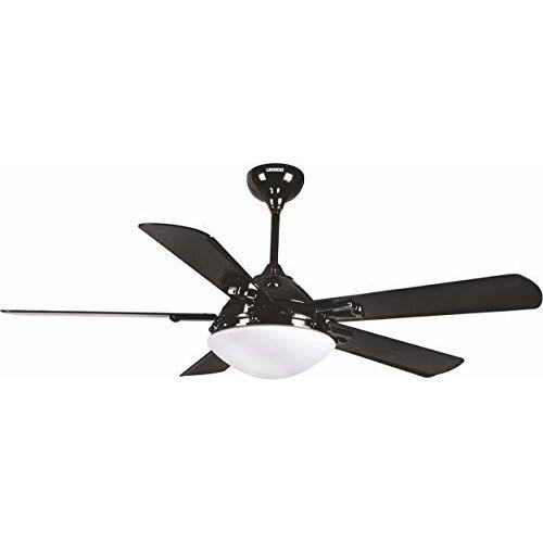 (CERTIFIED REFURBISHED) Luminous TCFFS52G45600 1320mm Luxreeze Ceiling Fan (Sapphire Black)