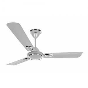 Luminous Deco Premium Krona 1200mm Ceiling Fan (Silver)