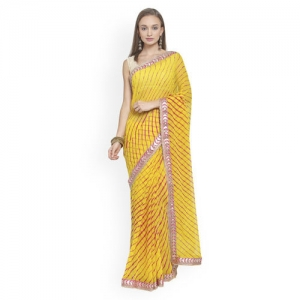 0222bbe5a5 Buy latest Women's Sarees & Blouses from Geroo On Myntra online in ...