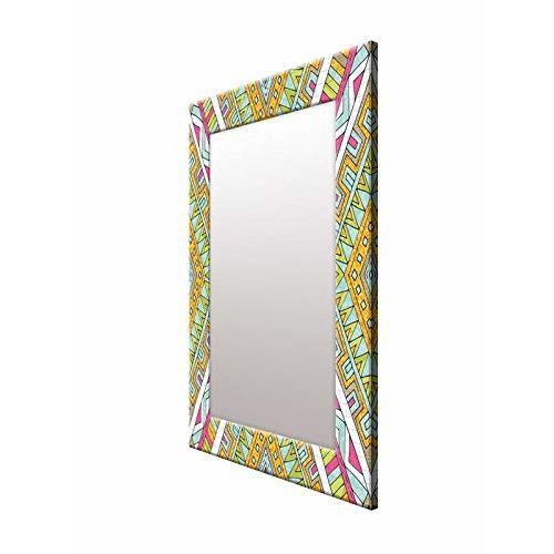 999Store Printed Multi gametrick Art Pattern Mirror