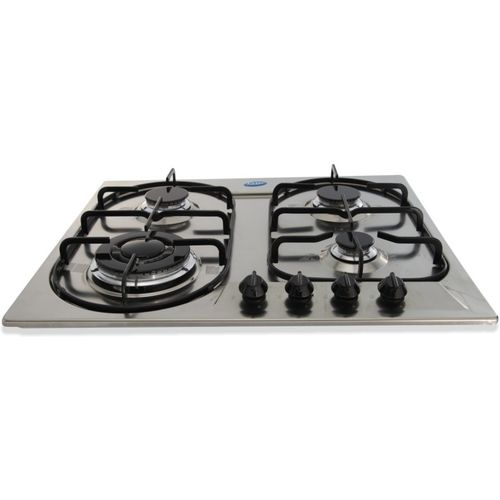 GLEN Stainless Steel Automatic Gas Stove(4 Burners)