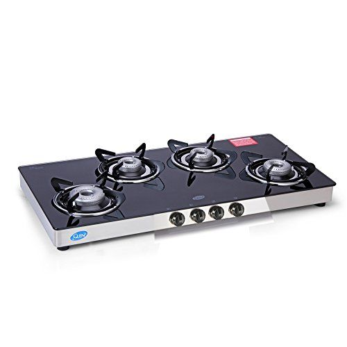 Glen Cooktop 4 Burner Auto Ignition Xl - Alda