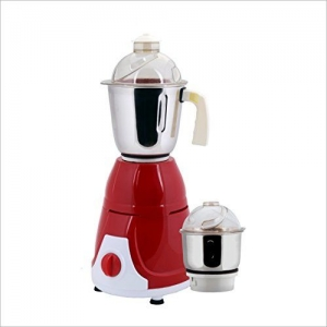 ANJALIMIX Mixer Grinder PRIME 6000 WATTS With 2 Jars (Red & White) DRY, WET, CHUTNEY