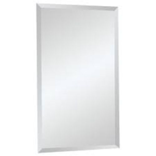 Buy Raj Frameless Fancy Decorative Mirror For Bathroom Wash Basin Wall Decor Living Room In Rectangle Shape With Size 18 X 24 Online Looksgud In
