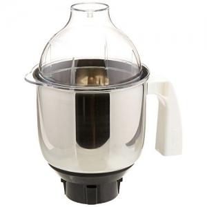Preethi MGA-513 1.5-Litre Jar (Steel/Transparent)