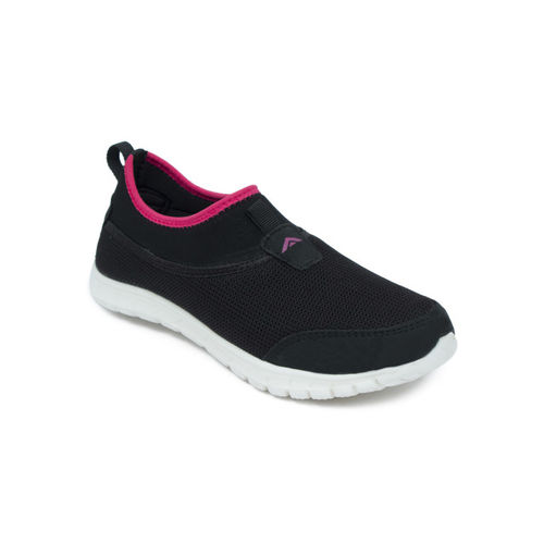 ASIAN Women Black Running Shoes