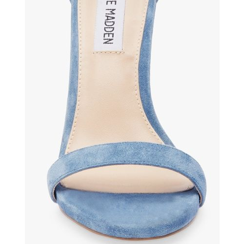 STEVE MADDEN Strappy Stilettos with Ankle Strap