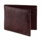 Laurels Brown Regular Wallet for Men