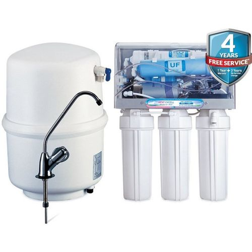Kent Excell+ 10.7 L RO + UV Water Purifier(White)