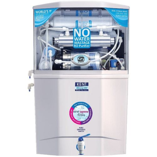 Kent SUPREME 7 L RO + UV + UF + TDS Water Purifier(White)