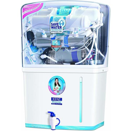 Kent BDJBGDJ 10 L RO + UV + UF + TDS Water Purifier(White)