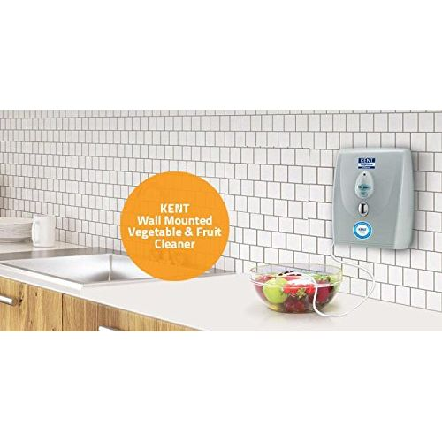 Kent Wall Mounted Vegetable & Fruit Cleaner Smart Vegetable Purifier 13 Watts