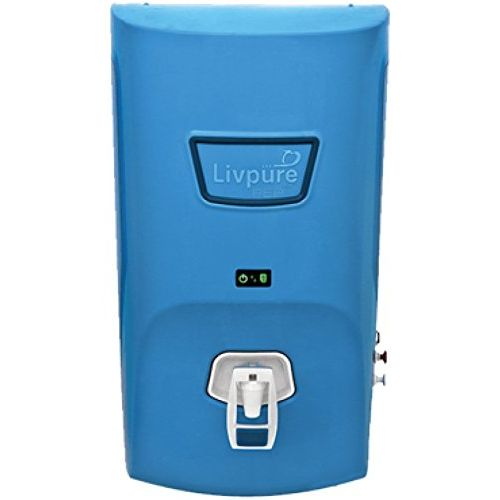 Livpure Pep Pro Plus 7 Litre RO+UV+ Taste Enhancer Supreme Water Purifier (Blue)