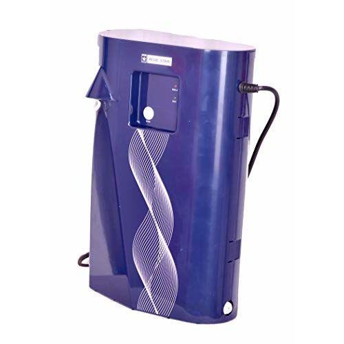 Blue Star Plastic Pristina UV LP Water Purifier (Blue and Black, Pl1BUAM01)