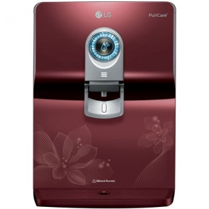 LG A2E Plus - WW170EP 8 L RO + UV Water Purifier(Red)