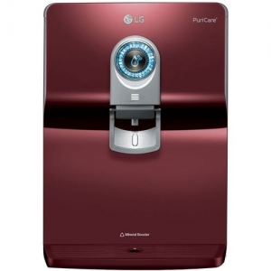 LG A2E Plus - WW160EP 8 L RO Water Purifier(Red)