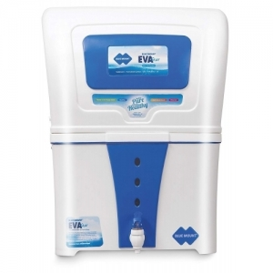 Blue Mount 12 L RO Alkaline Water Purifier (White)