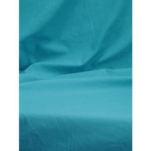 SWAYAM Turquoise Blue Single Regular Long Door Curtain