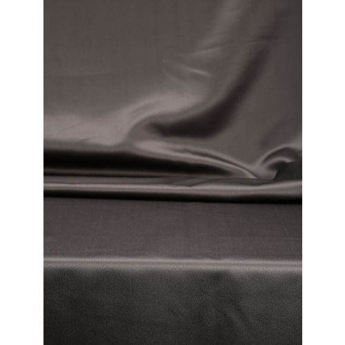 SWAYAM Dark Brown Single Blackout Door Curtain