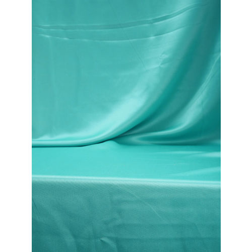 SWAYAM Turquoise Green Single Blackout Door Curtain