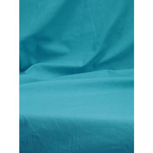 SWAYAM Turquoise Blue Single Regular Door Curtain
