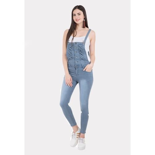 AAKRITHI Solid Women's Jumpsuit