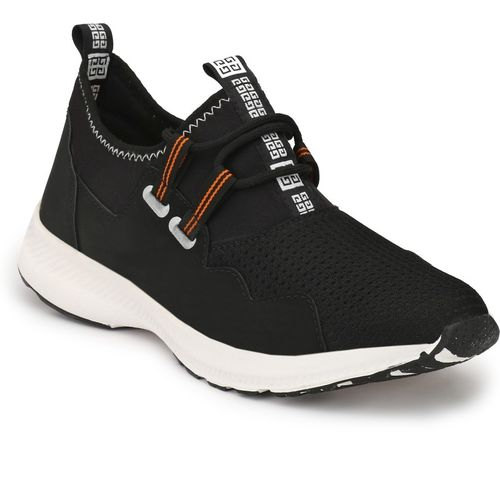 Server Men's/Boy's Air Fit Vivid Smart Casual Synthetic Leather Cum mesh Rap Low Knit Trainers/Gym Running Athletic Walking Gyming Jogging Fitness