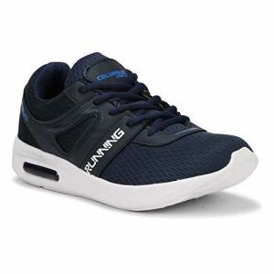 Columbus Men's TB 1041 Sports Running Shoes Navy