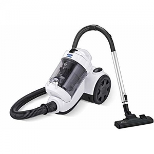 KENT Force Cyclonic Vacuum Cleaner 2000-Watt (White and Silver)