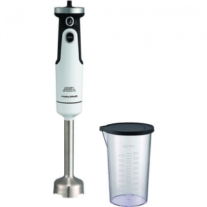 Morphy Richards Total Control 650 W Hand Blender(White)