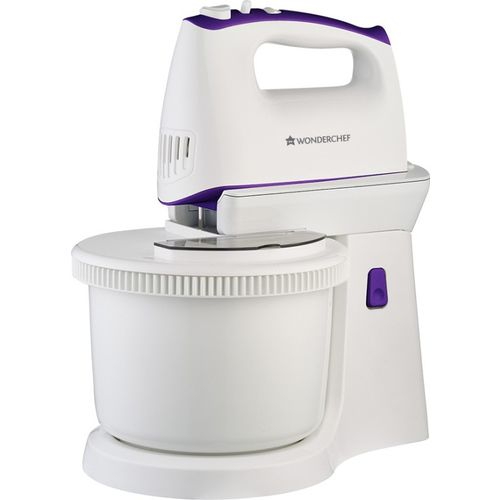 Wonderchef Regalia Stand Mixer 400 W Stand Mixer(VoiletIIWhite)