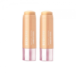 Lotus Herbals Set Of 2 Ecostay Spot Cover All in One MakeUp Stick Rich Shell with SPF 20