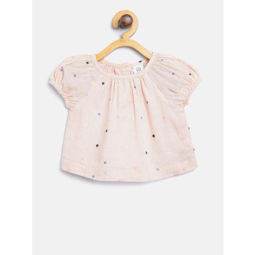 GAP Baby Girl Short Sleeve Top