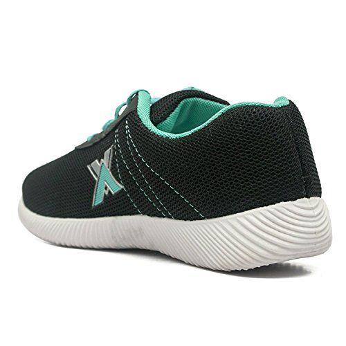 Asian shoes FACE-11 Black Firozi Women Sports Shoes 6UK/Indian