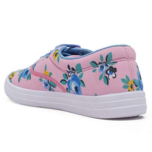 ASIAN Grace-07 Sky Blue Walking Shoes,Canvas Shoes,Casual Shoes,Loafers,Sneakers for Women UK-4