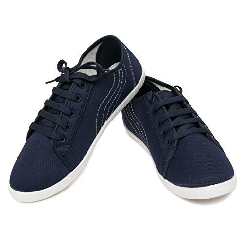ASIAN Smily-11 Navy Blue Casual Shoes,Running Shoes,Canvas Shoes,Loafers,Sneakers for Women UK-5