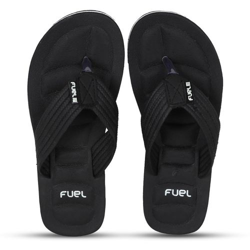 Fuel Men's Fashionable Thong Slippers Home, Beach, Partywear Flip-Flops Slippers