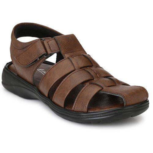 Knoos Men Brown Sandals
