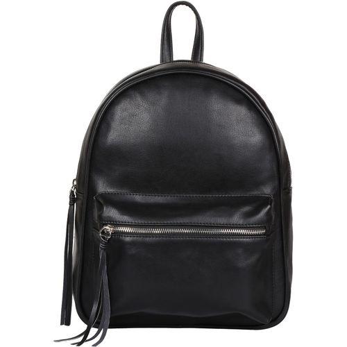 lychee lb98blk Backpack(Black, 10 inch)