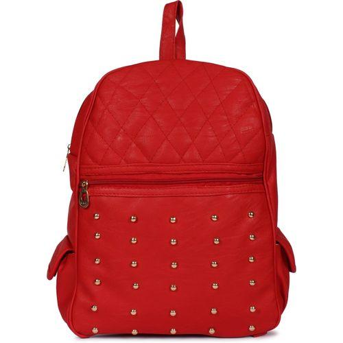 Rajni Fashion Backpack For School bag, Student Backpack, Traveling bag, tuition bag, 8L Backpack (Red) 8 L Backpack(Red)