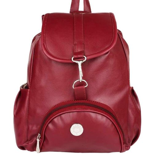 Deal of the day Trendy & Latest Pithu Backpack Backpack(Maroon, 5 L)