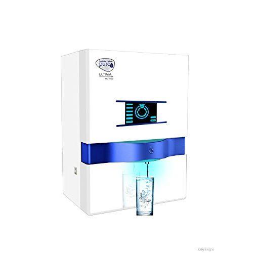 HUL Pureit Ultima Ex RO+UV 10-Litre Water Purifier