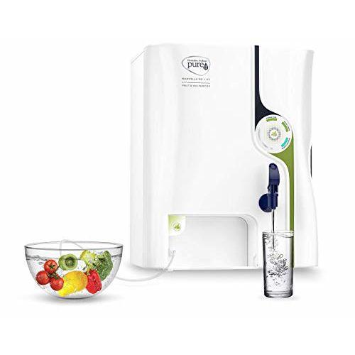 (CERTIFIED REFURBISHED) HUL Pureit Marvella RO+UV (8L) with Fruit & Veg Purifier
