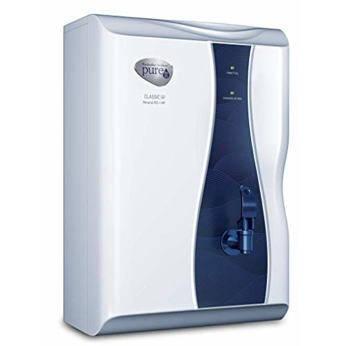 (CERTIFIED REFURBISHED) HUL Pureit Classic G2 Mineral 6-Liter RO+UV Water Purifier (White)