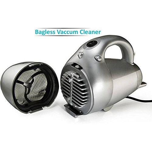 Nova VC 761H+ 1000W 2 in 1 Dry Handy Vacuum Cleaner with floor attachement (Grey)