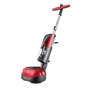 Prestige Typhoon 02 Vacuum Cleaner with Floor Polisher (Maroon Red)