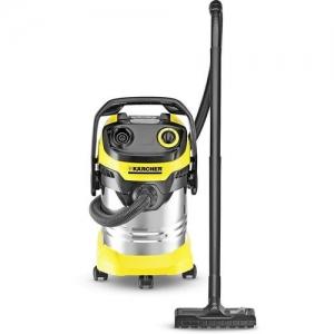 Karcher WD 5 Premium Wet & Dry Cleaner(Yellow)